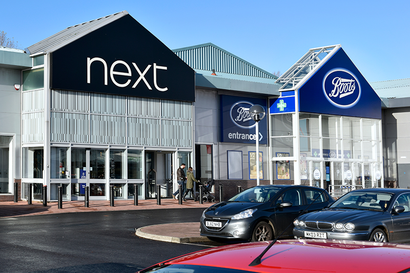 Boots Greyhound Retail Park