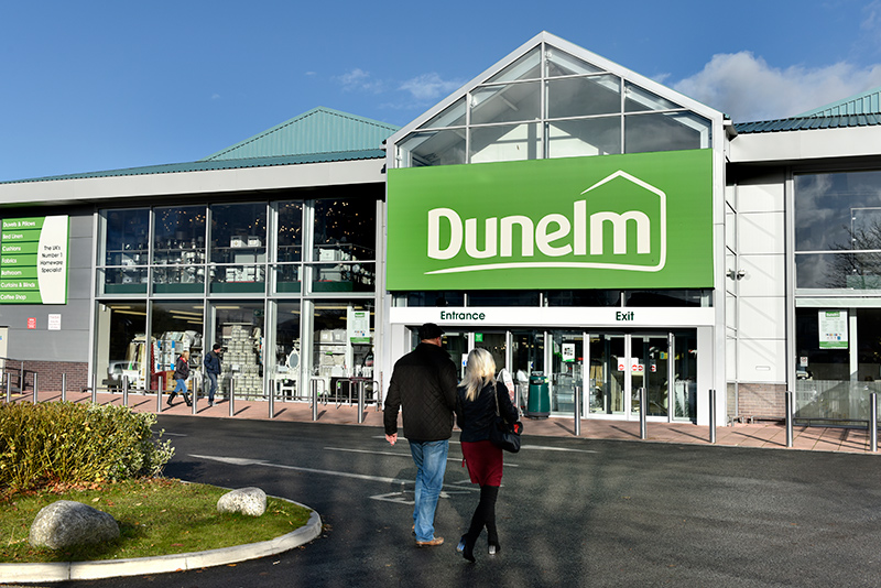 Dunelm Greyhound Retail Park