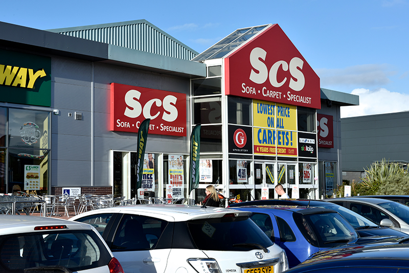 ScS Greyhound Retail Park
